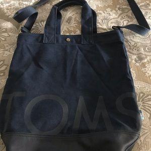 Toms canvas bag